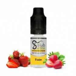 Arome fraise  solubarome