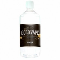 BASE 1L 50/50 GOLD VAPE
