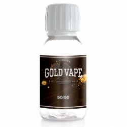 BASE 115ML 50/50 0mg Gold vape
