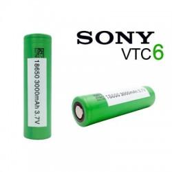 batterie accu vtc6 18650 3000 mah